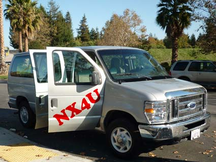 Der Nx4U Truck